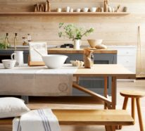 Wandverkleidung Holz – 55 Beispiele, dass Holzwände den Blick fesseln!