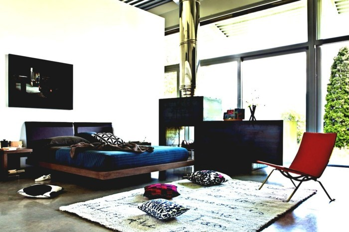 modernes schlafzimmer einrichten aber nach welchen kriterien. Black Bedroom Furniture Sets. Home Design Ideas
