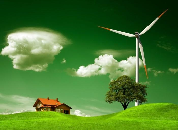 nachhaltig wohnen energie sparen oeko strom
