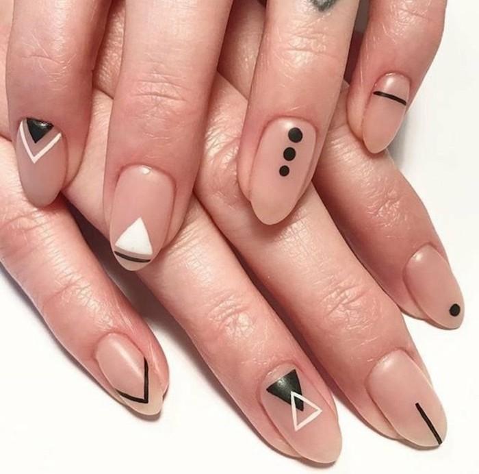 Fingernu00e4gel Design - Nageldesign Herbst In 33 Beispielen