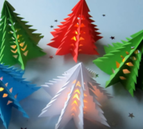 Origami zu Weihnachten falten – 5 ausführliche Anleitungen und ganz viel Bastelspaß