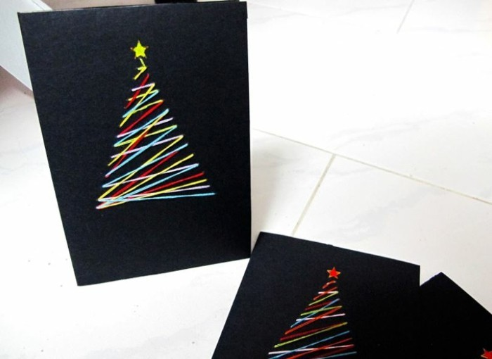 make christmas cards yourself and greet friends and. Black Bedroom Furniture Sets. Home Design Ideas