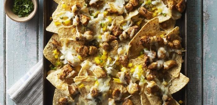 restegourmet nachhaltig leben haehnchen nachos gebacken