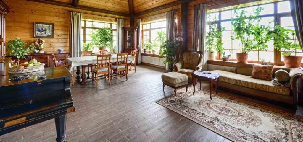 rustikale deko authentische atmosphäre schaffen