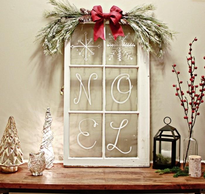 rustikale deko dekoideen zu weihnachten