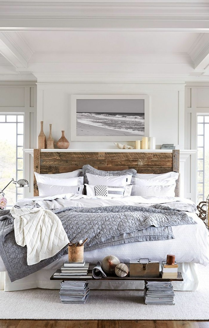 rustikale deko schlafzimmer rustikal gestalten