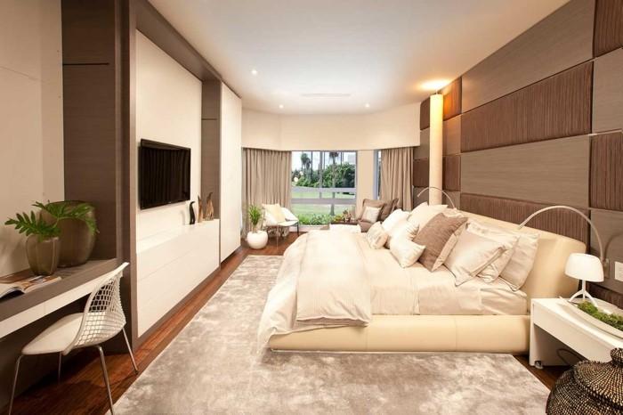 schlafzimmer einrichten gemütliches design helle farben