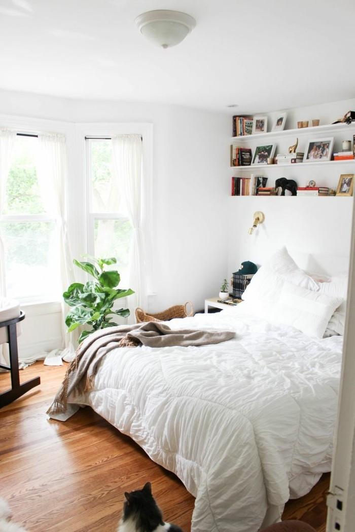 Schlafzimmer kuschelig  Gemütliches Schlafzimmer - 22 Ideen für einen behaglichen ...