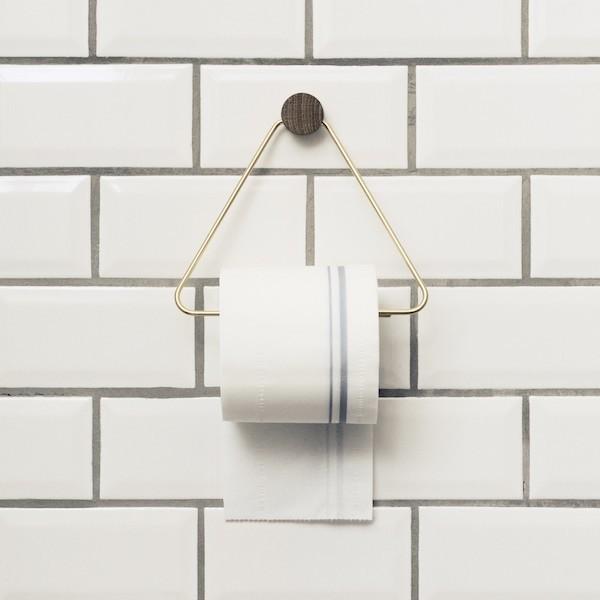 schlichten toilettenpapierhalter selber machen