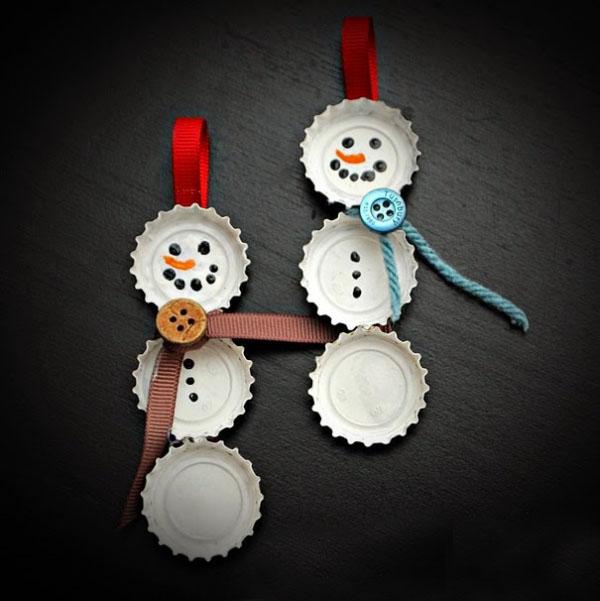 Kleine bastelideen und weihnachtsgeschenke f r die familie 20 ideen - Weihnachtsgeschenke mit kleinkindern basteln ...