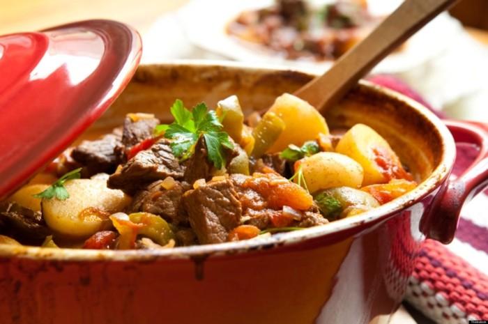 slow cooking gesund kochen rezepte schongaren