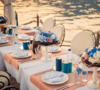 Stilvolle Tischdeko für Hochzeit: Mit diesen Ideen und Tipps gelingt´s Ihnen ganz bestimmt