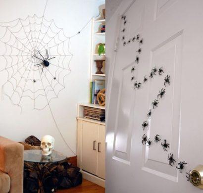 spinnweben selber machen 3 einfache anleitungen und eine menge ideen. Black Bedroom Furniture Sets. Home Design Ideas