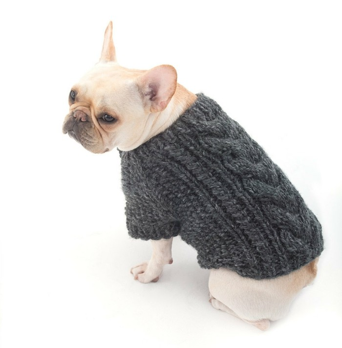 Free Easy Knitting Patterns For Medium Dog Jumpers : Stricken fur Anfanger, die kreative Weihnachtsgeschenke selber machen mochten