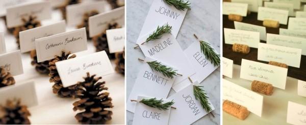 tischkarten-diy-ideen-weihnachtstischdeko