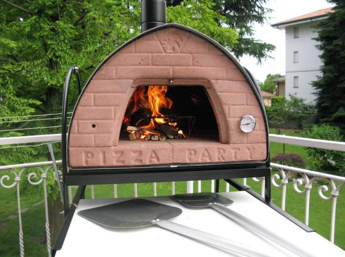 traditioneller pizzaofen selber bauen