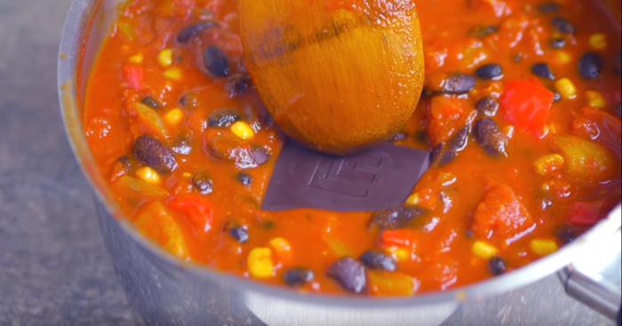 veganes rezept chili sin carne