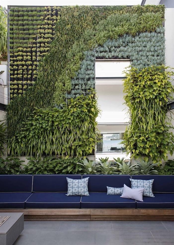 vertikaler garten der einfache weg gr ner und sch ner leben. Black Bedroom Furniture Sets. Home Design Ideas