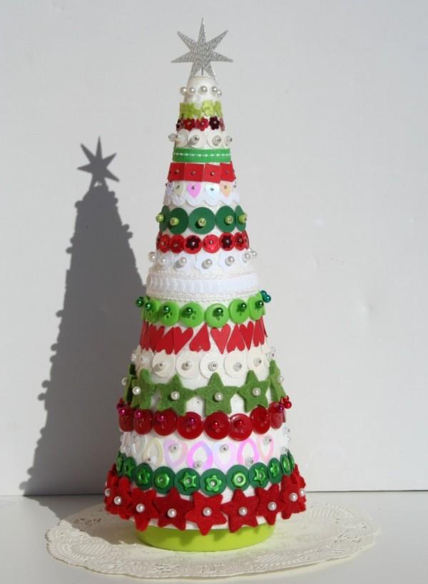 weihnachtlich-dekorieren-weihnachtsbastelien-weihnachtsdekoration-ideen
