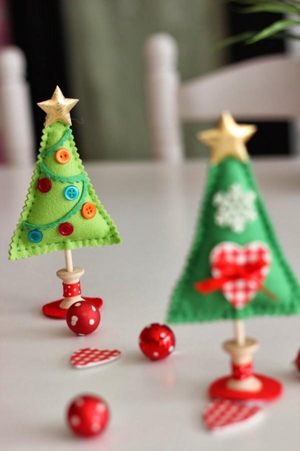 weihnachtsbäume-weihnachtsdekoration-selber-machen
