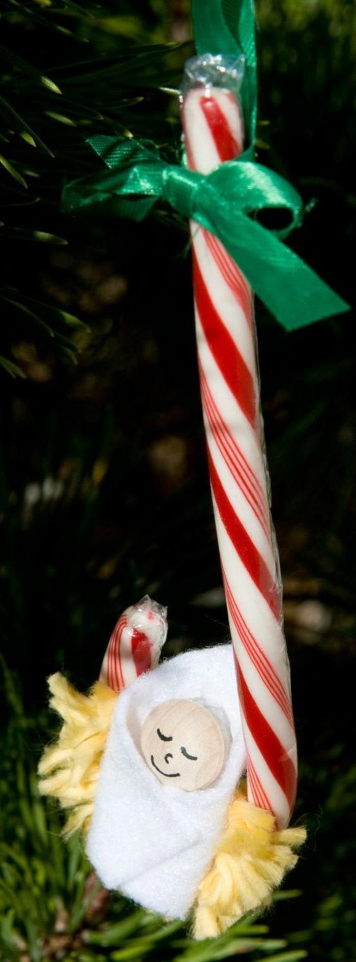 weihnachtsbasteln mit kindern grundformen mini krippenspiel
