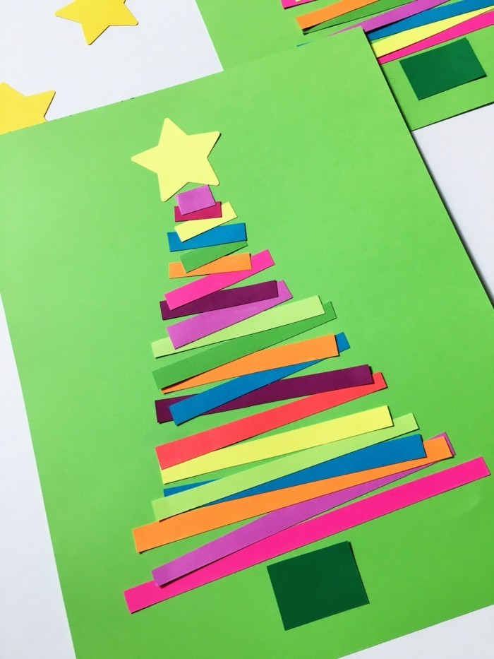 Crafts Using Construction Paper