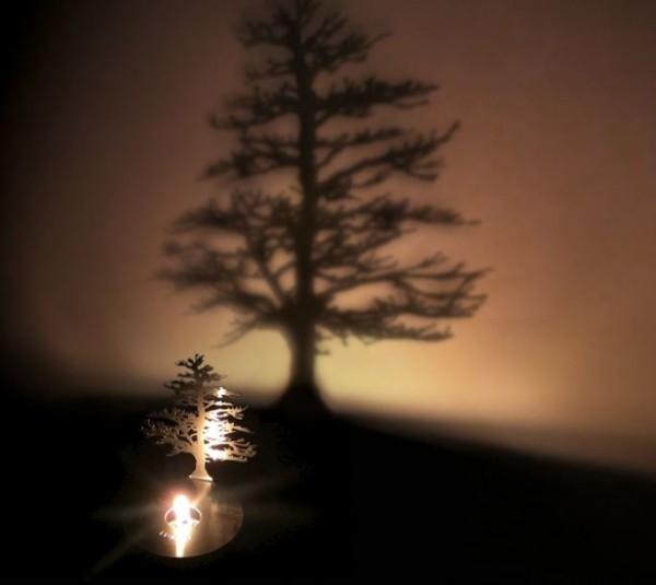 weihnachtsbeleuchtung schernschnitt kontrast