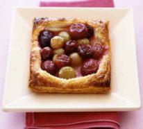 Weintrauben Rezepte: Herbst-Essen mit leicht süßem Geschmack!