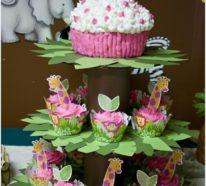 100+ Ideen für DIY Tortenständer und Cupcake Etageren für Ihr einmaliges Fest