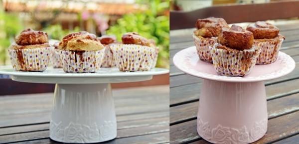 Cupcake Ständer Porzellangeschirr