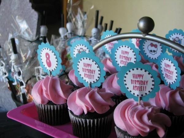 Cupcake Ständer einfach tablett