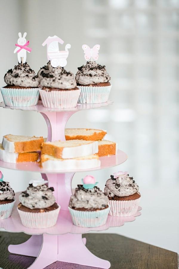 Cupcake Ständer für Kindergeburtstag