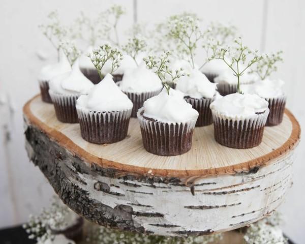 Cupcake Ständer winterfeste