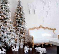 Rustikale Weihnachtsdeko selber machen: Effektvolle und einfache Ideen