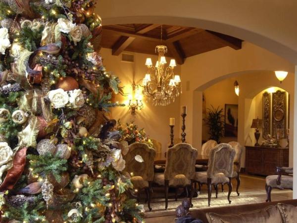 Rustikale weihnachtsdeko basteln