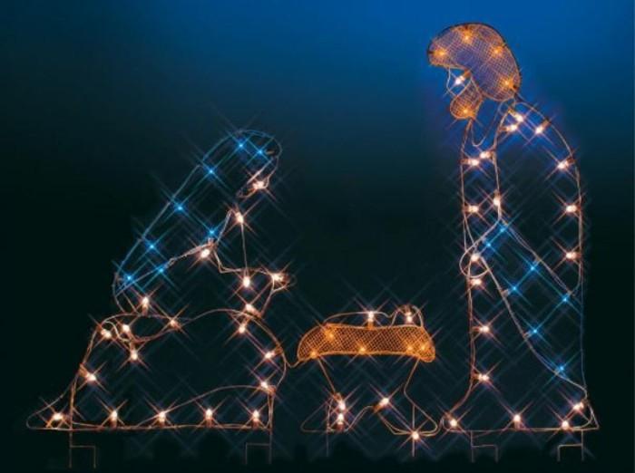 Wann Macht Man Die Weihnachtsbeleuchtung An.Led Weihnachtsbeleuchtung Macht Die Stillen Und Heiligen Nächte Noch