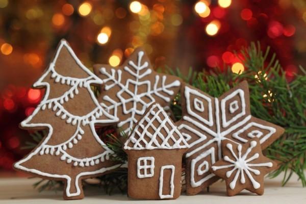 Lebkuchen für Weihnachten backen Ideen