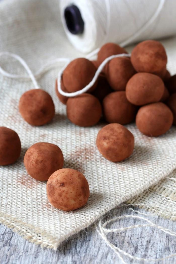 Marzipan selber machen marzipankartoffeln