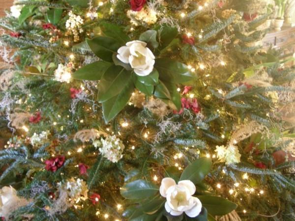 Originelle rustikale Weihnachtsdeko zum selbermachen