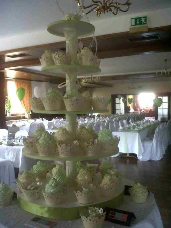 Passender Tortenständer für Hochzeiten