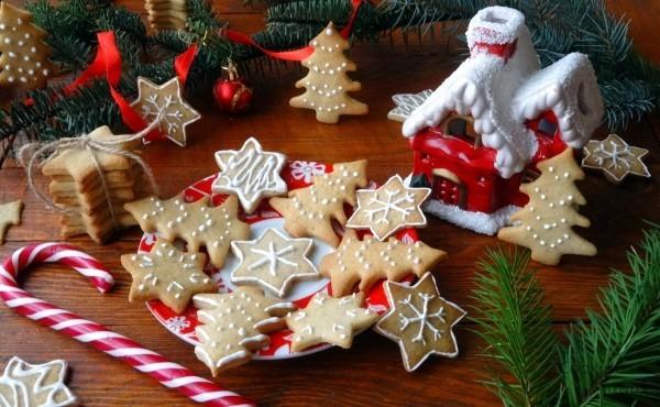 Schlichte Rezepte Weihnachten Lebkuchen