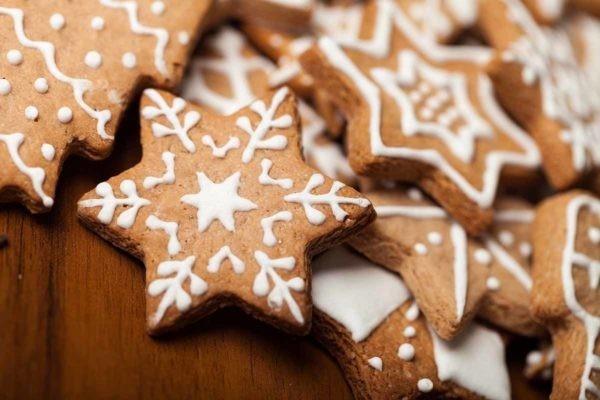 Sterne Lebkuchen Rezept Weihnachten