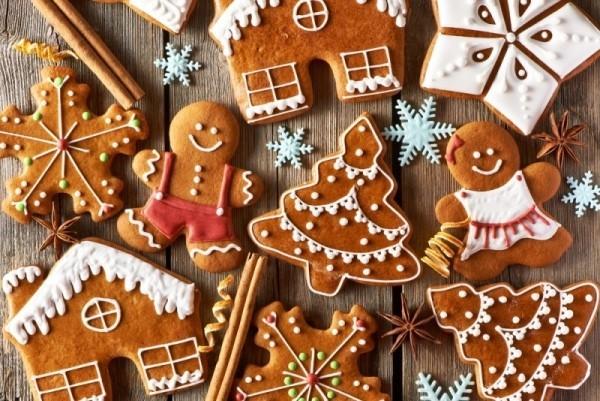 Traditionelle Weihnachtskekse Rezept