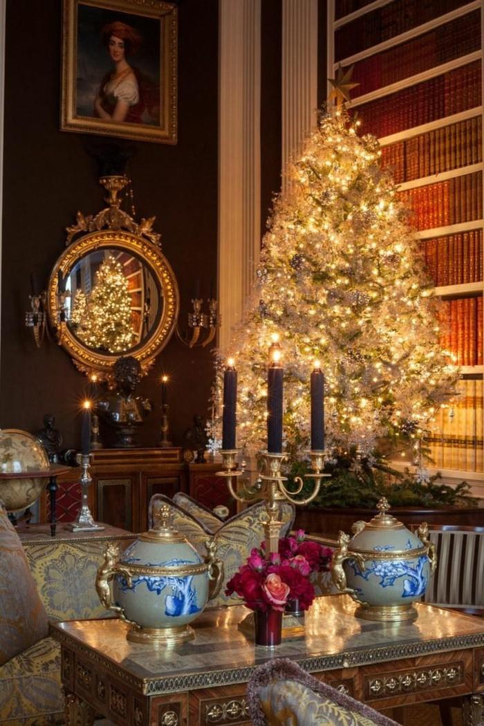 Weihnachtsdeko Gold.Weihnachtsdeko Ideen Und Inspiration Rund Um Die Farbe Gold
