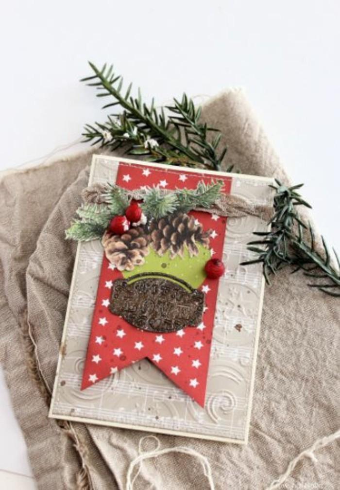 Weihnachtskarte selbst gestalten fotocollage