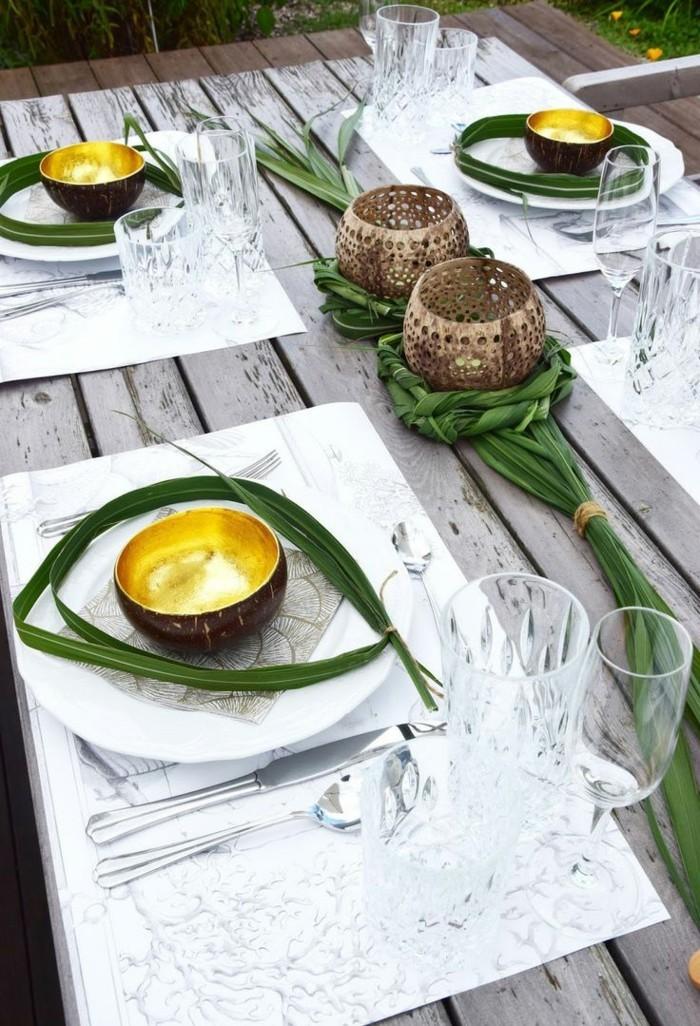 Zen Tischset zum selbermachen