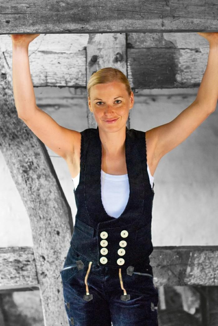 Zunftkleidung zimmermann Zimmerfrau