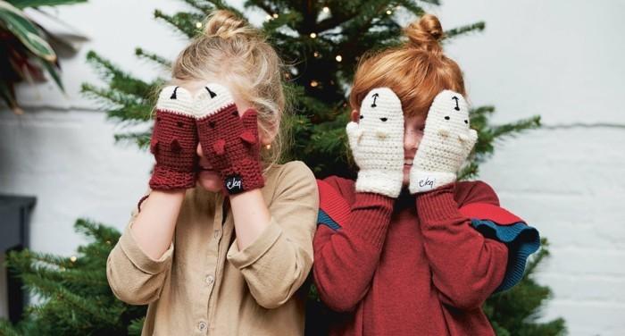 adventskalender befuellen handschuhe