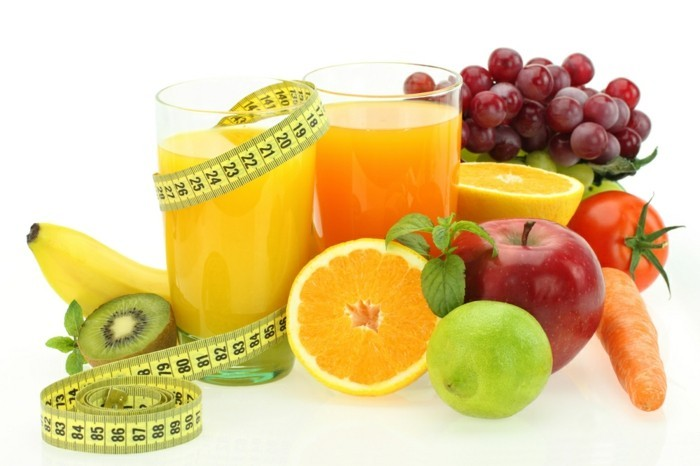 ausgewogene ernährung obst gemüse nahrungsergänzungsmittel
