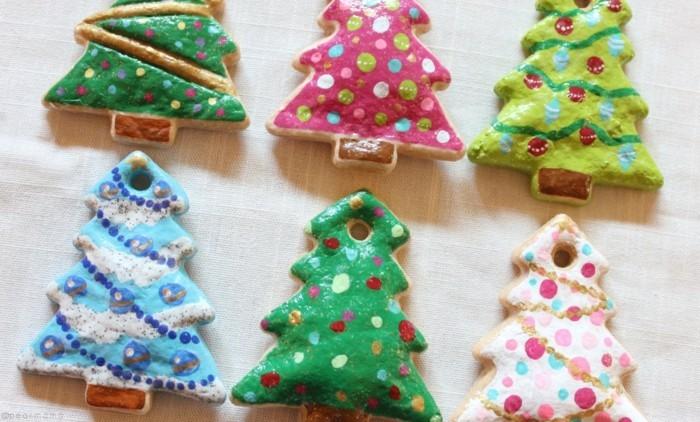 Basteln Mit Salzteig 40 Bastelideen Fur Salzteig Weihnachtsdeko